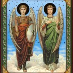 Sf Arh Mihail si Gavriil