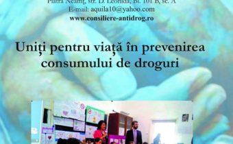 afis Prevenire droguri